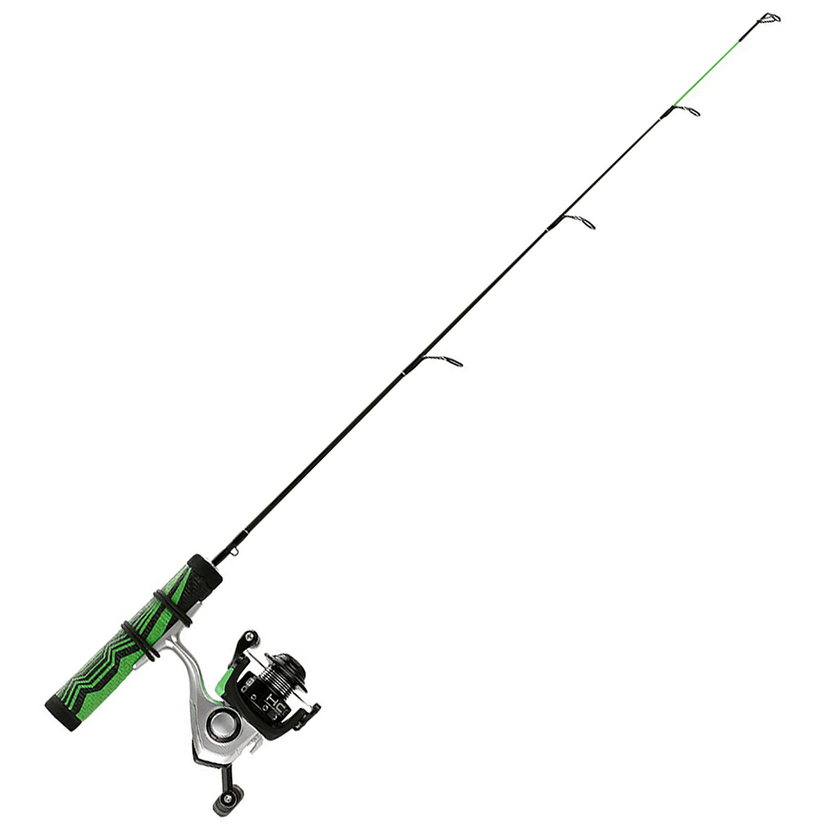 13 Fishing Hybrid Comfort Grip Ice Spinning Combo
