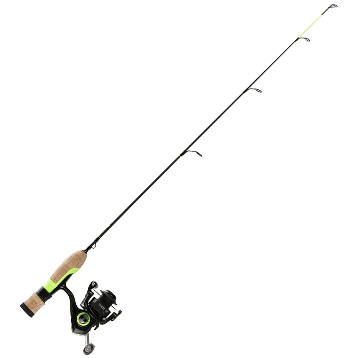 13 Fishing SoniCor Ice Spinning Combo
