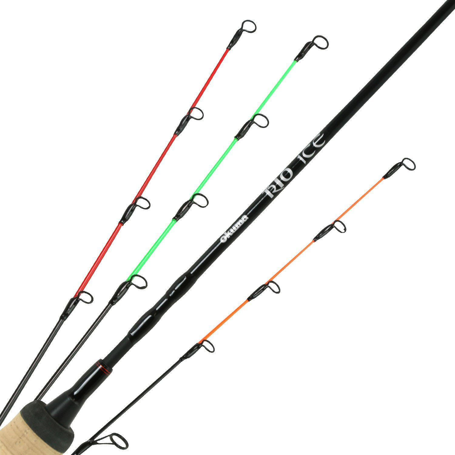 Okuma Trio Ice Spinning Rod Model TR-S-ICE-1