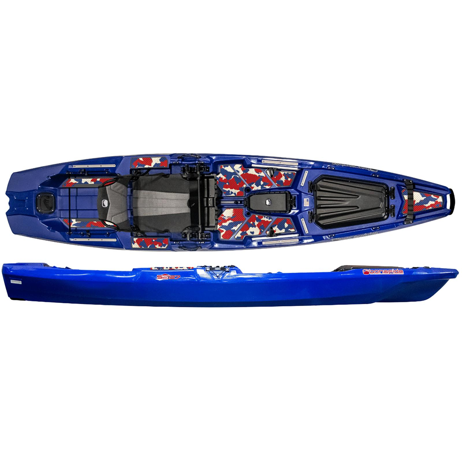 Bonafide Limited Edition SS127 Sit-On-Top Fishing Kayak