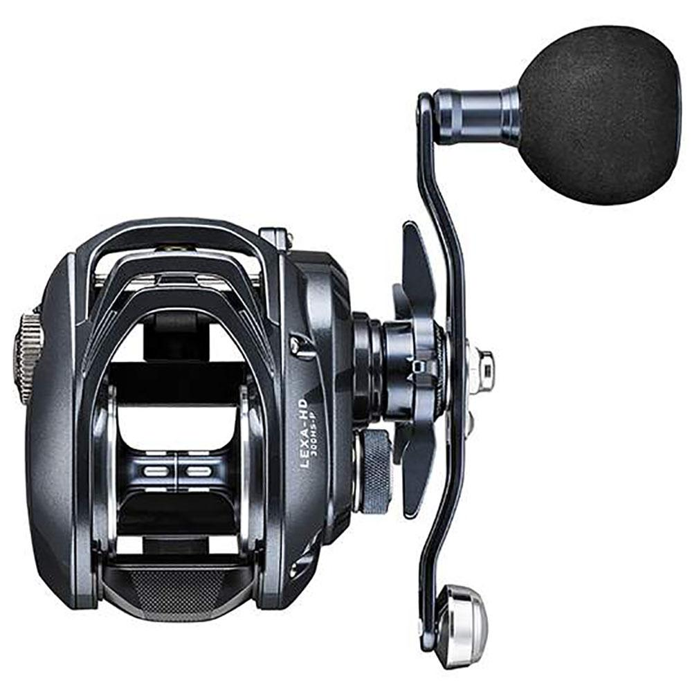 Daiwa Lexa 300 Type-HD Top