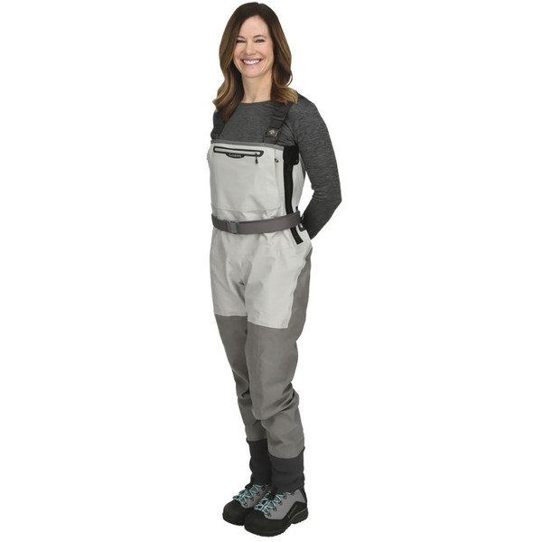 Simms Women's G3 Guide Z Stockingfoot Chest Waders side
