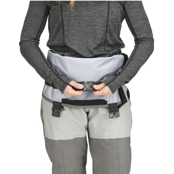 Simms Women's G3 Guide Z Stockingfoot Chest Waders close-up