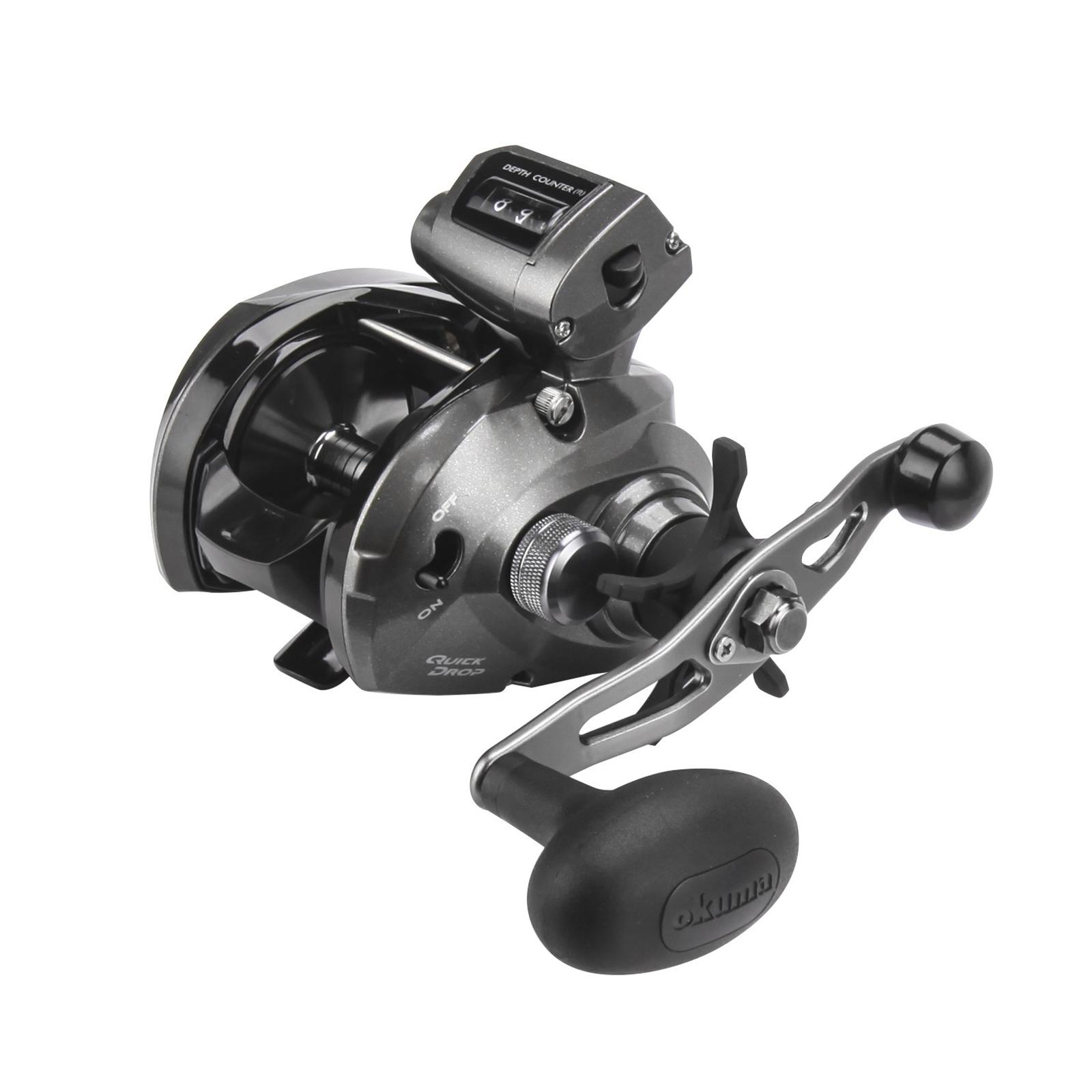 Okuma Convector Low-Profile Casting Reel Right Angle