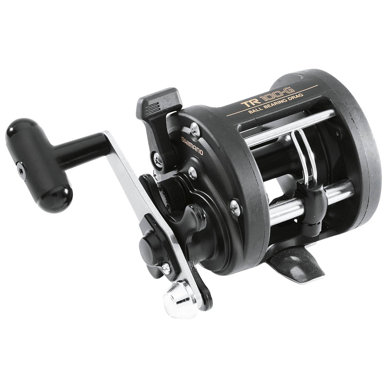 Shimano Triton Levelwind Reels