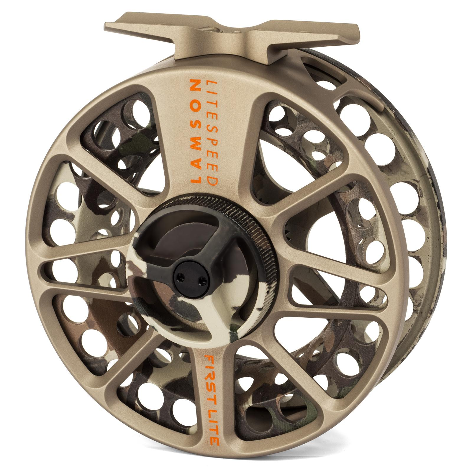 Waterworks Lamson Litespeed First Lite Fusion Fly Reel
