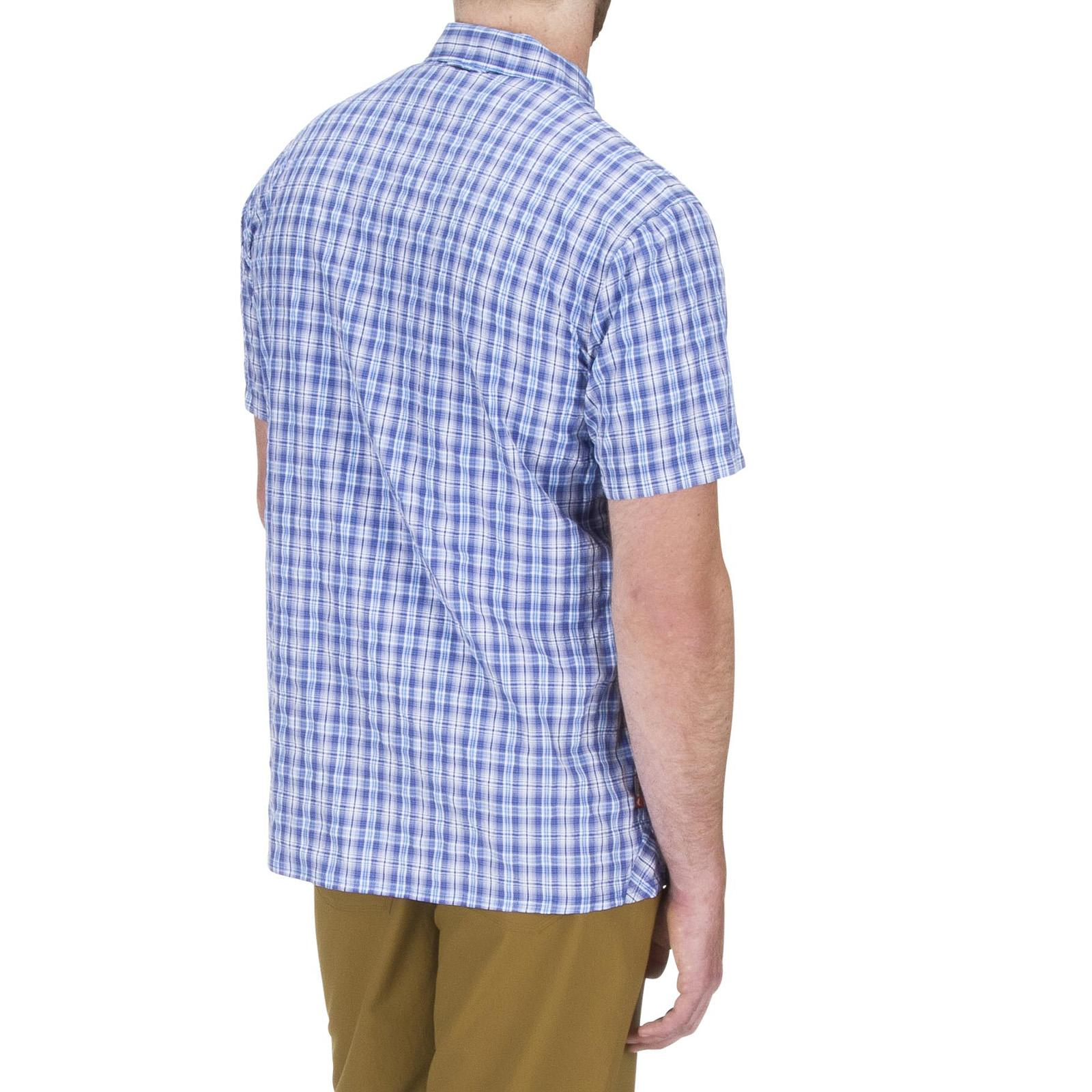 Pacific Plaid Model Back