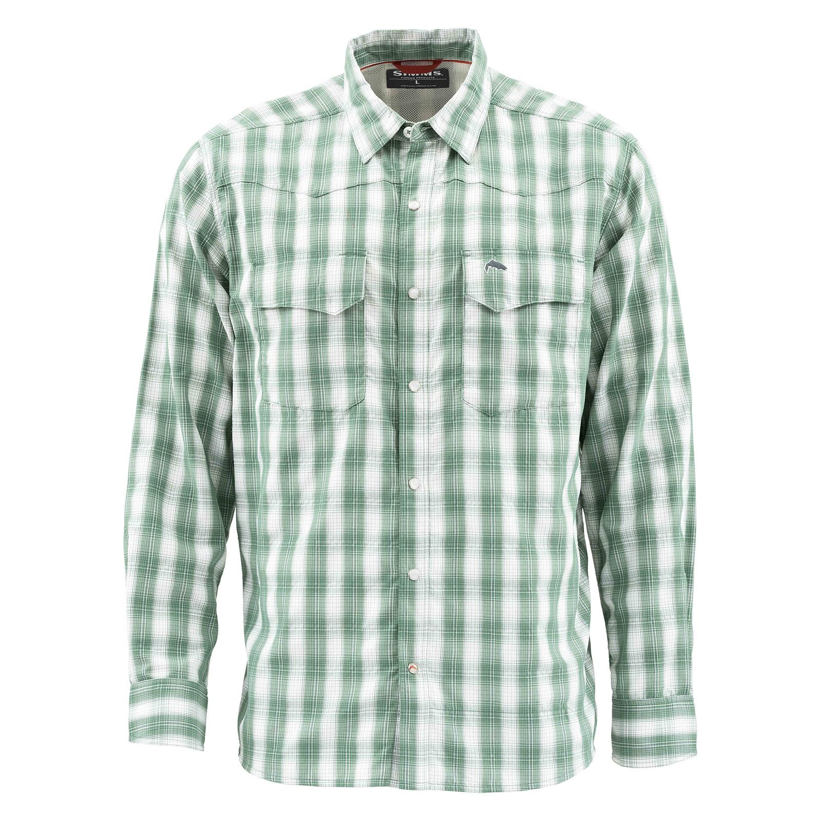 Evergreen Plaid Front