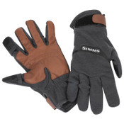 Simms Men's Lightweight Wool Flex Gloves