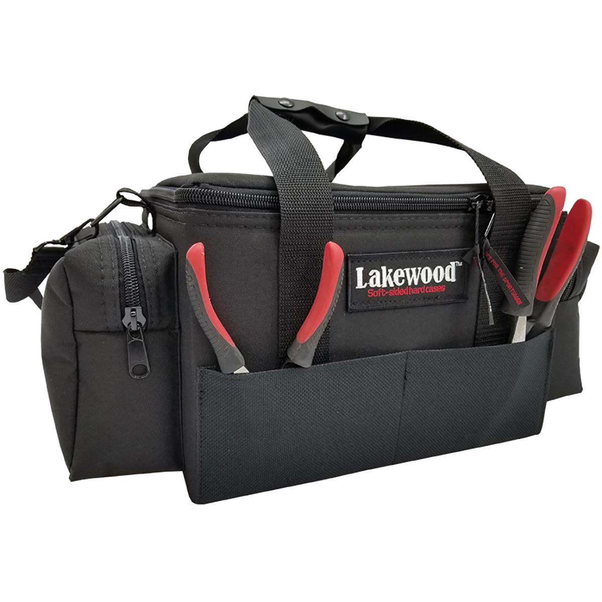 Lakewood Lure Caddy Soft-Sided Hard Tackle Box