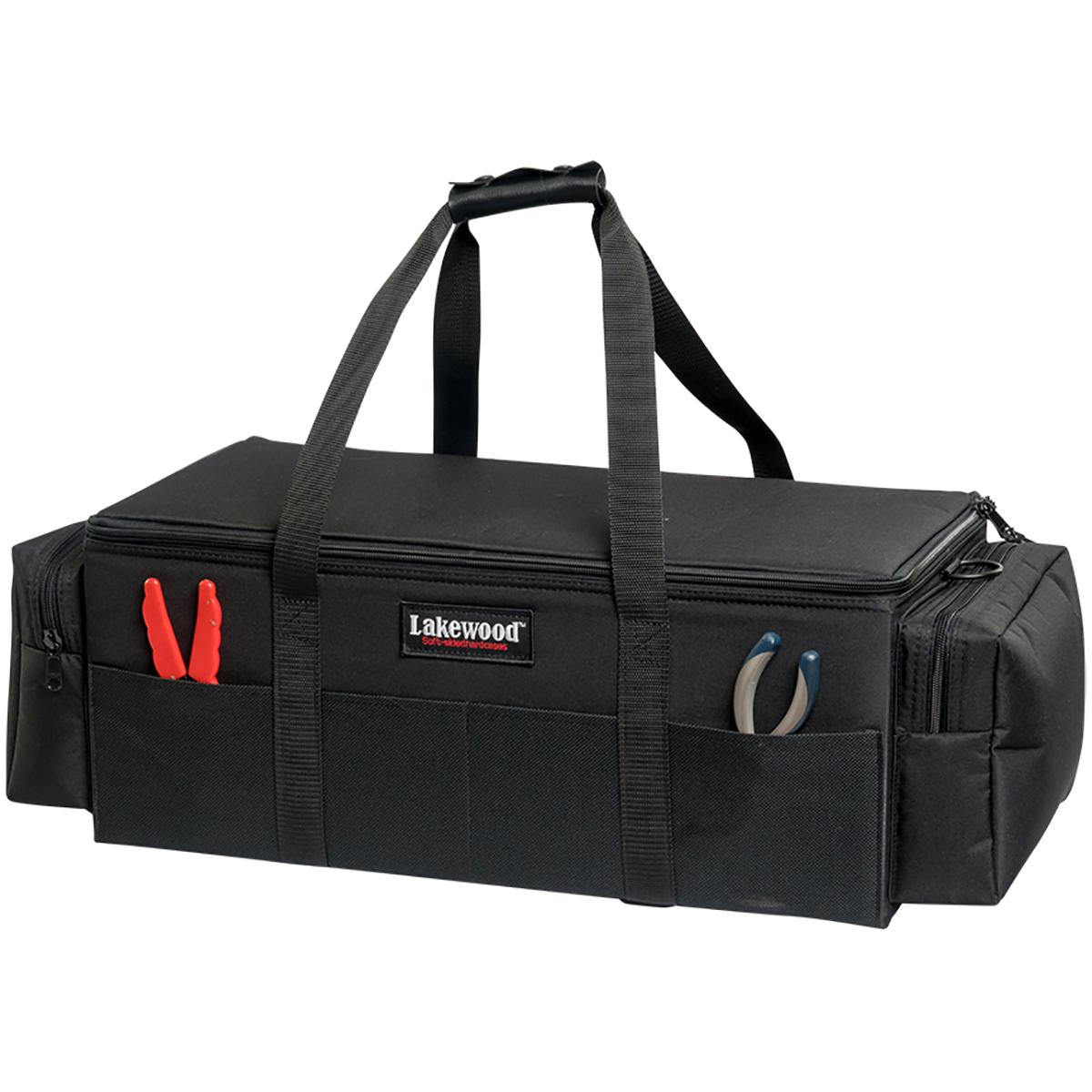 Lakewood Lure Locker Soft-Sided Hard Tackle Box
