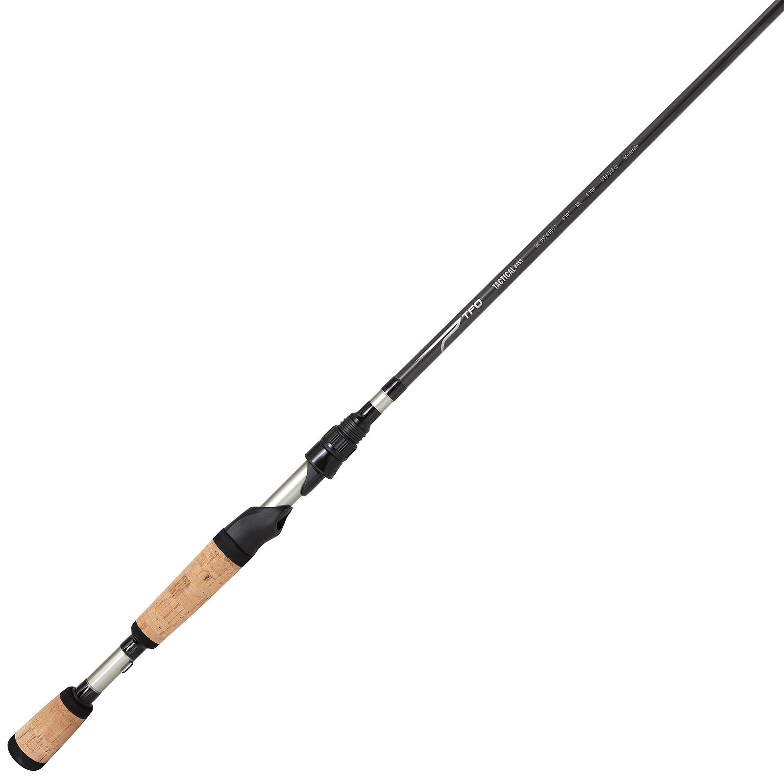 Temple Fork Outfitters Tactical Bass Spinning Rod
