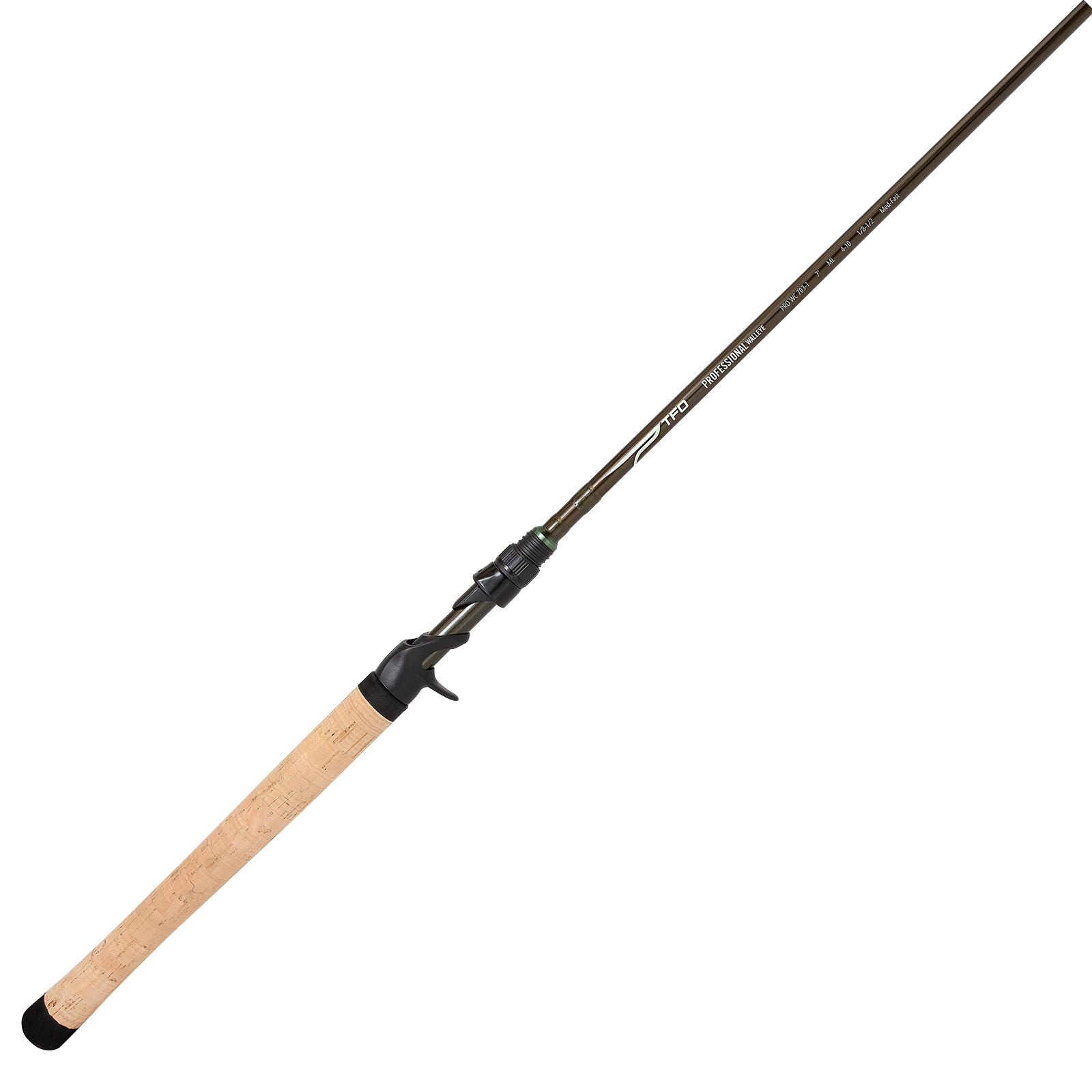 Temple Fork Outfitters Professional Walleye Casting Rod