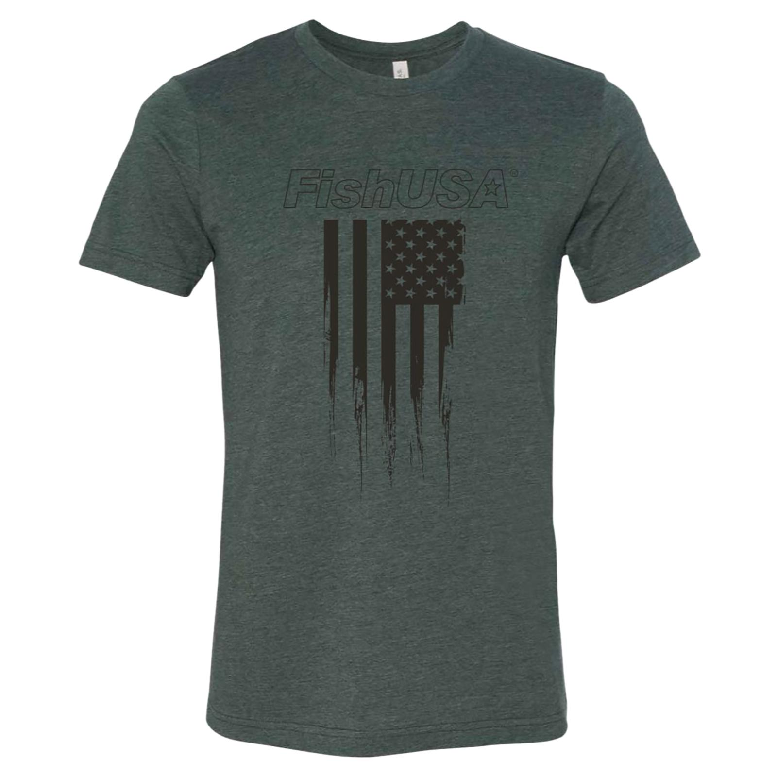 FishUSA Men's All American T-Shirt