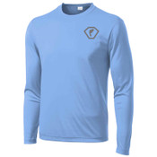FishUSA Men's High Performance Long Sleeve Shirt