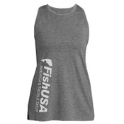 FishUSA Women's Logo Tank Top