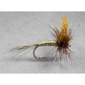 March Brown Dry Fly By Perfect Hatch
