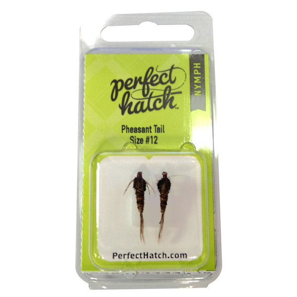 Pheasant Tail Nymph Fly by Perfect Hatch Package