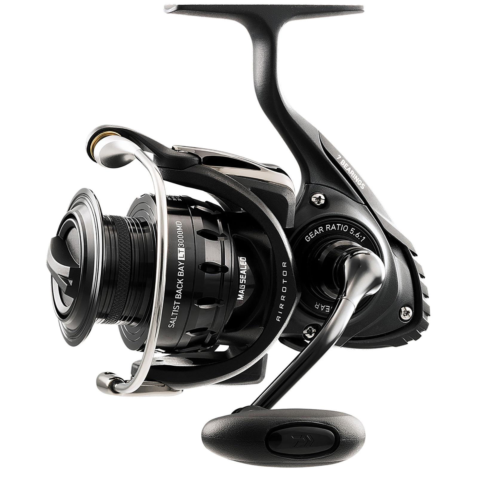 Daiwa Saltist Back Bay Spinning Reel