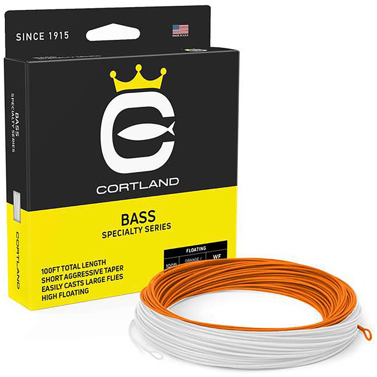Cortland Specialty Bass Taper Fly Line
