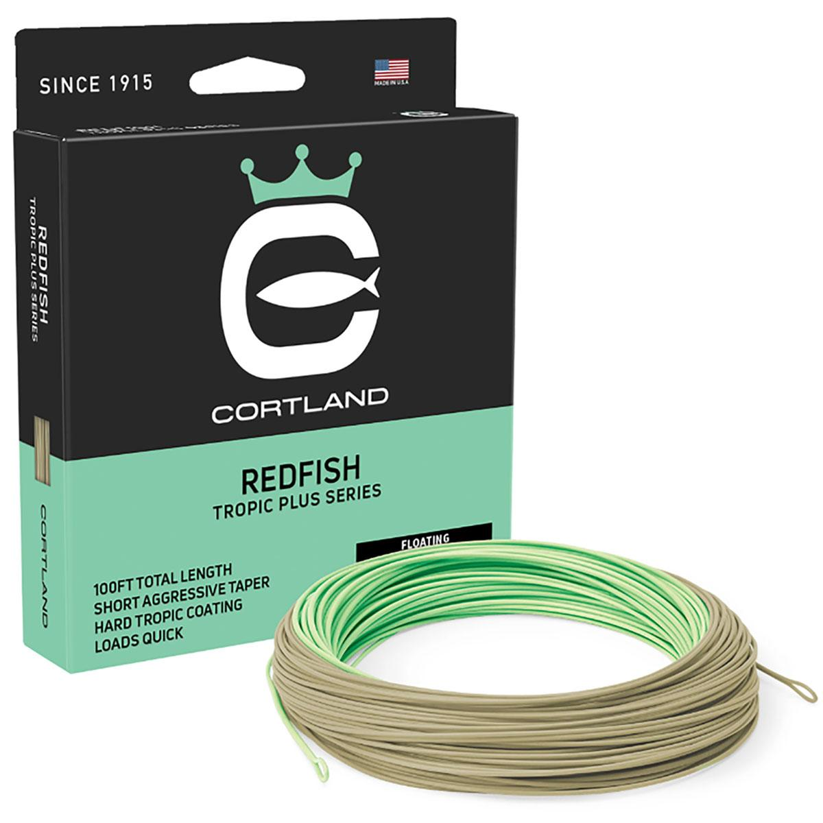 Cortland Tropic Plus Redfish Fly Line
