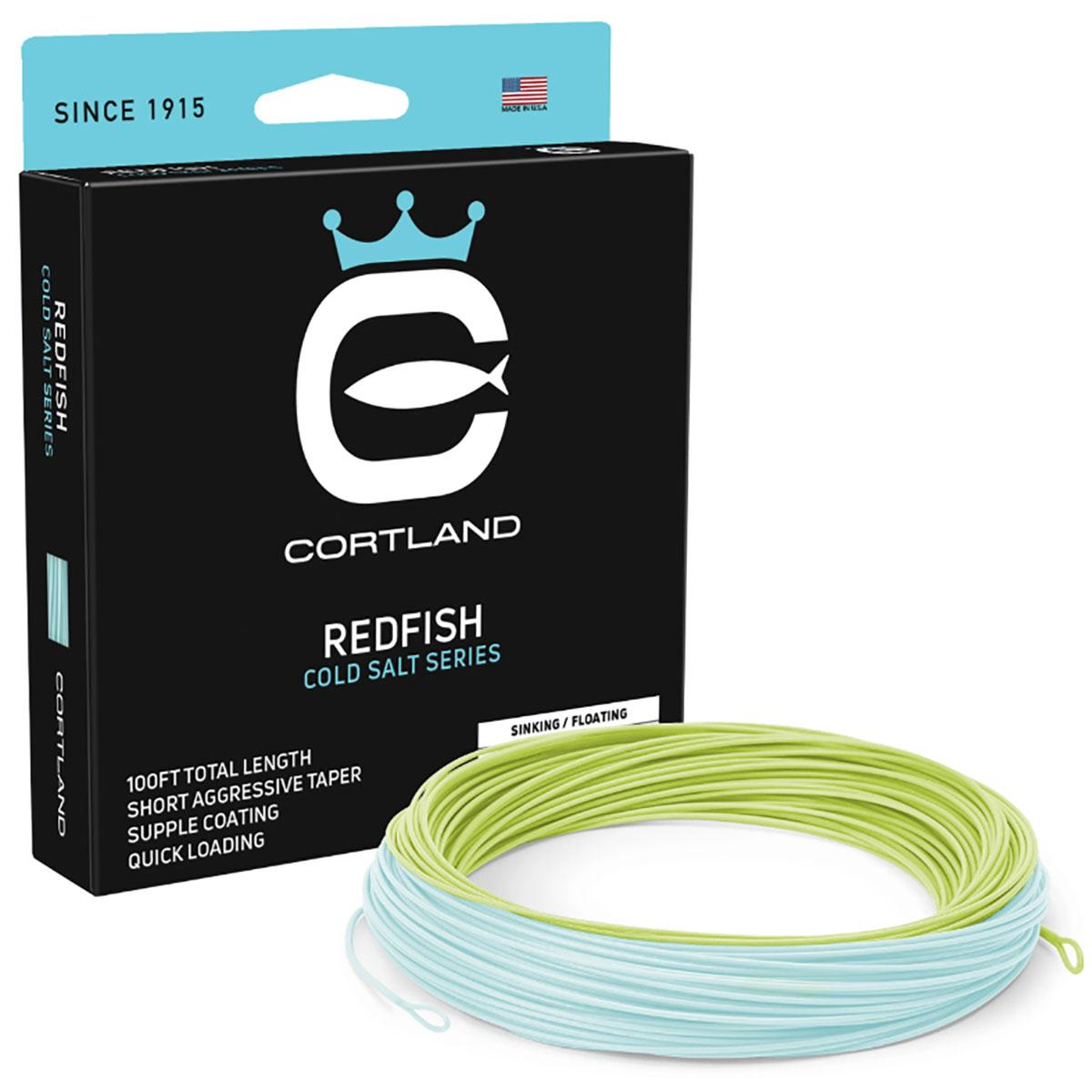 Cortland Cold Salt Redfish Fly Line