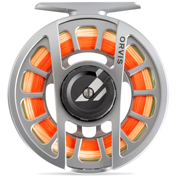 Orvis Hydros Fly Reel Silver Line