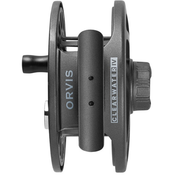 Orvis Clearwater Large Arbor Fly Reel - Top View