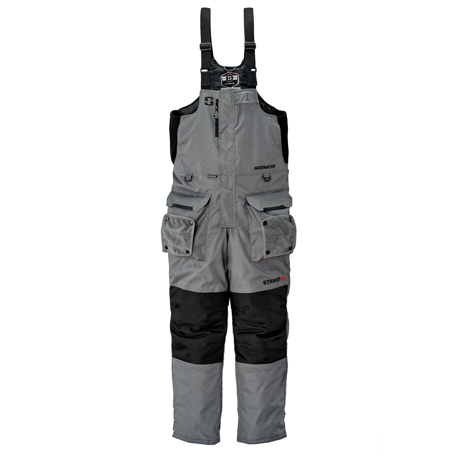Striker Ice Men's Hardwater Bibs