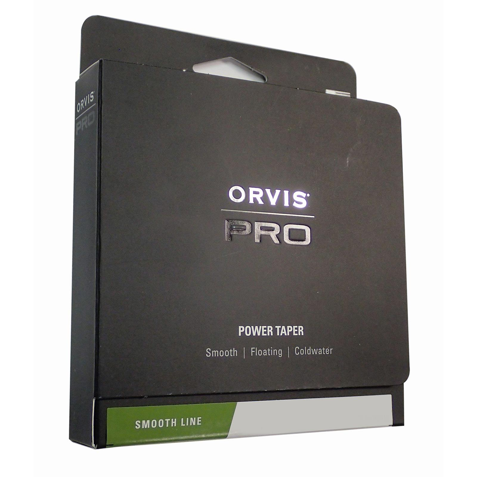 Orvis PRO Power Taper Smooth Fly Line