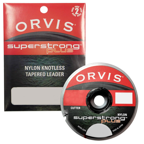 Orvis SuperStrong Leader / Tippet Combo Pack