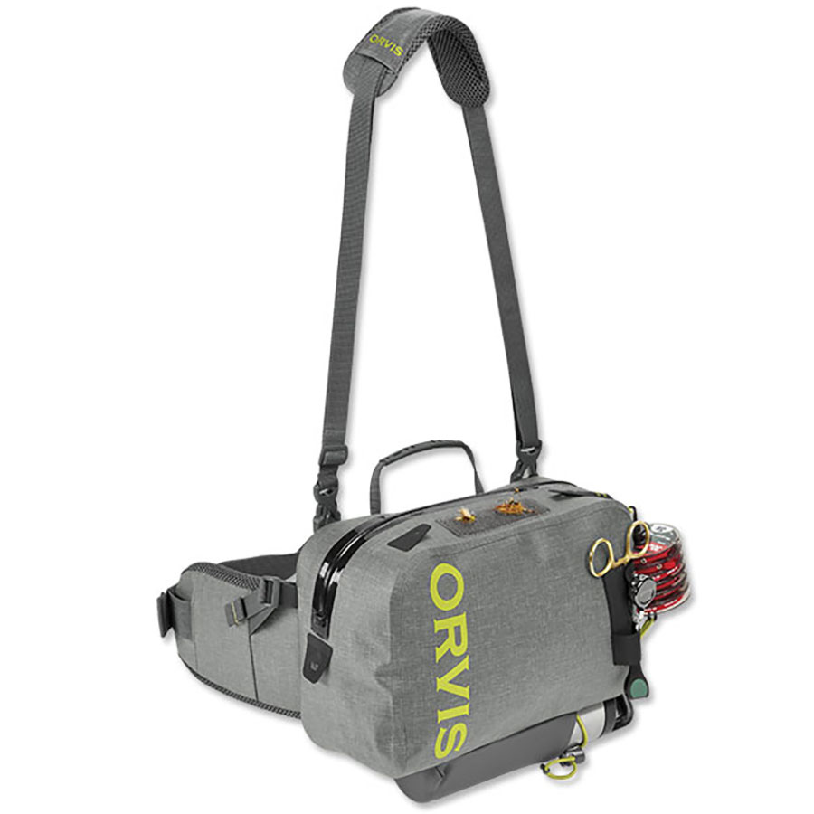 Orvis Waterproof Hip Pack With Gear
