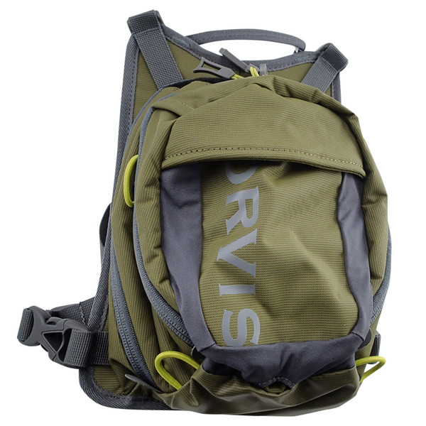 Orvis Safe Passage Chip Pack Front
