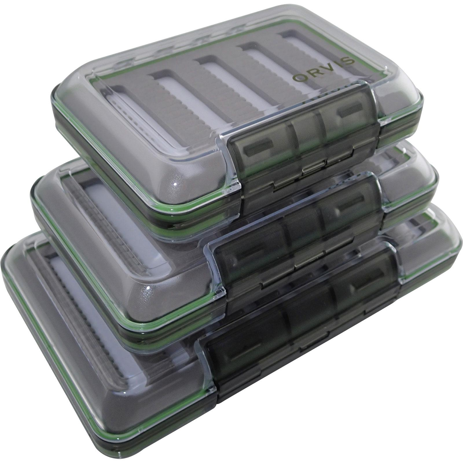 Orvis Double-Sided Fly Box Trio