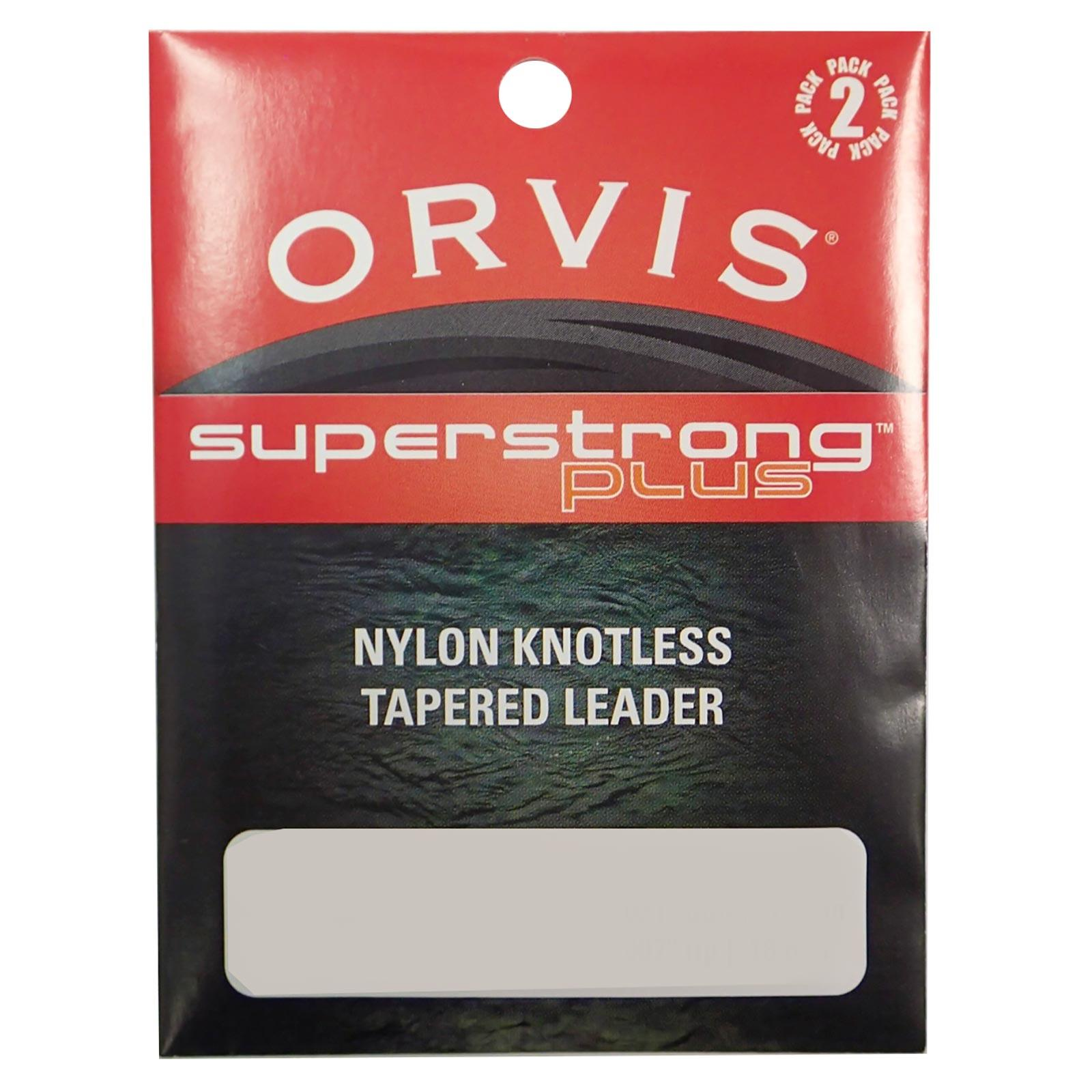 Orvis SuperStrong Plus Leaders 2-Pa