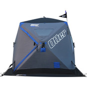 Otter Outdoors VORTEX Thermal Hub Ice Shelter Cabin