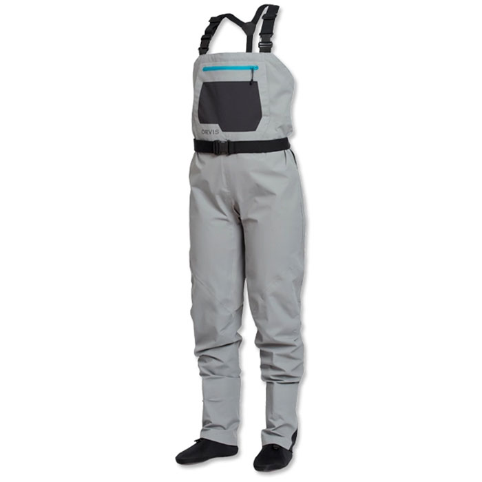 Orvis Women's Clearwater Stockingfoot Chest Waders