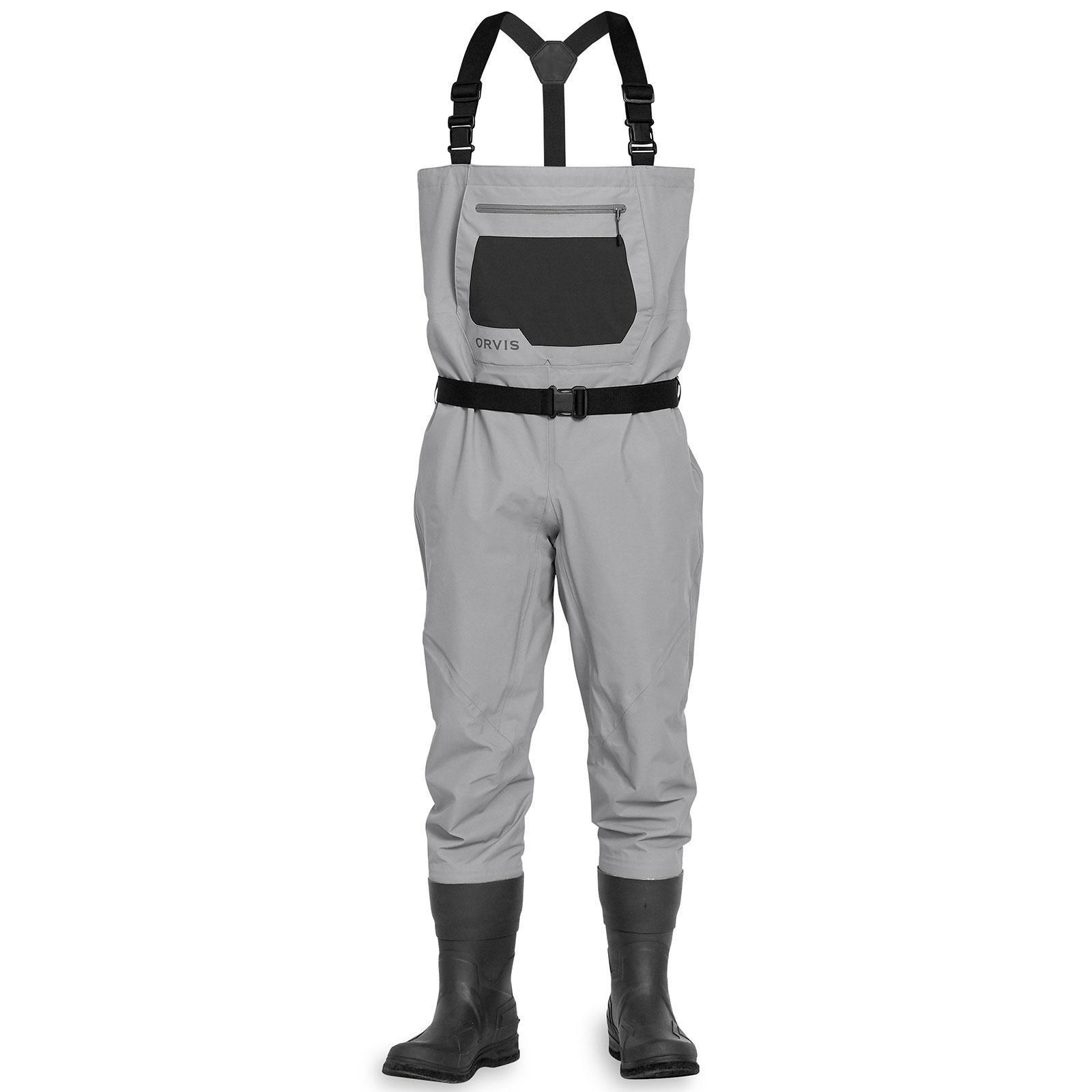 Orvis Men's Clearwater Bootfoot Chest Waders