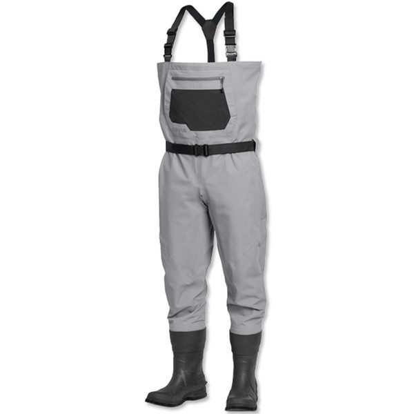 Orvis Men's Clearwater Bootfoot Chest Waders Side