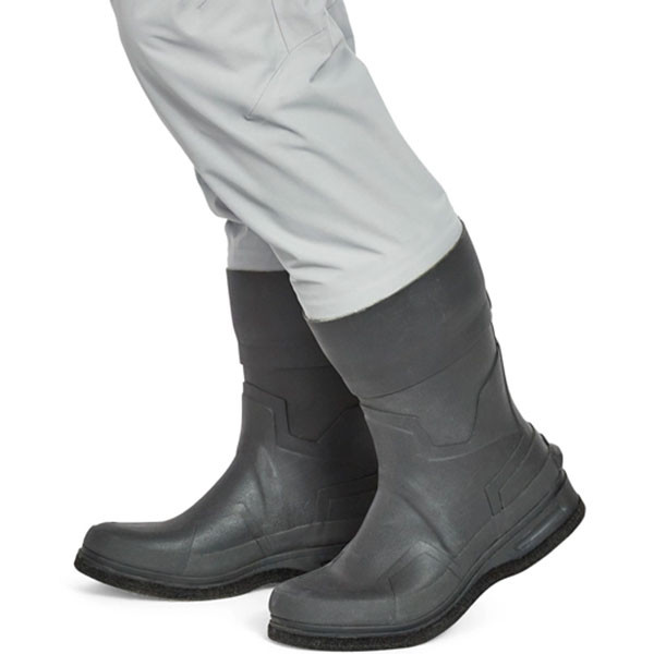 Orvis Men's Clearwater Bootfoot Chest Waders Boots Close Up