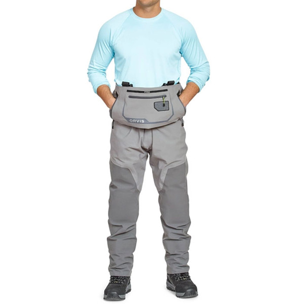 Orvis Men's PRO Stockingfoot Chest Waders Converted