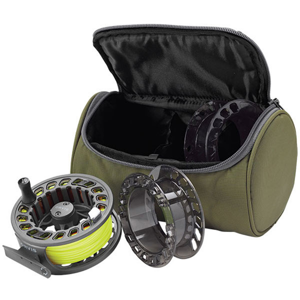 Orvis Clearwater Large Arbor Cassette Fly Reel - Storage Bag