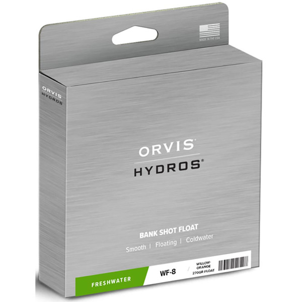 Orvis Hydros Bank Shot Float Fly Line