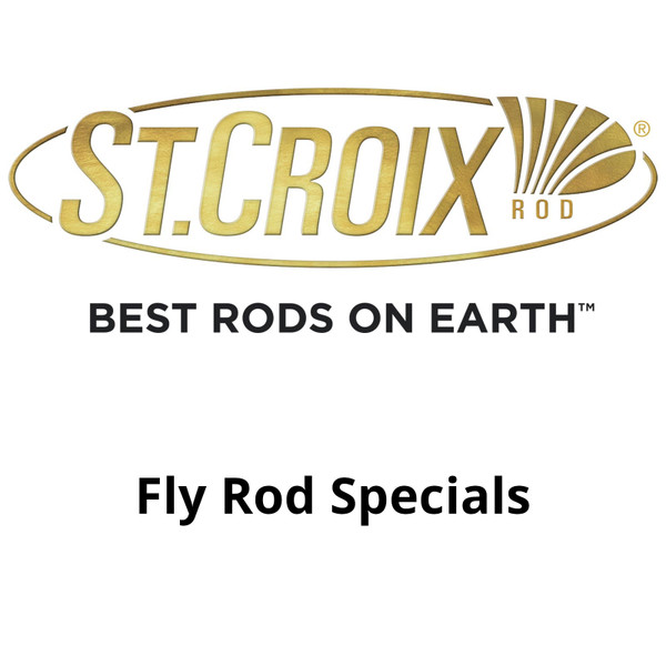 St. Croix Fly Rod Specials
