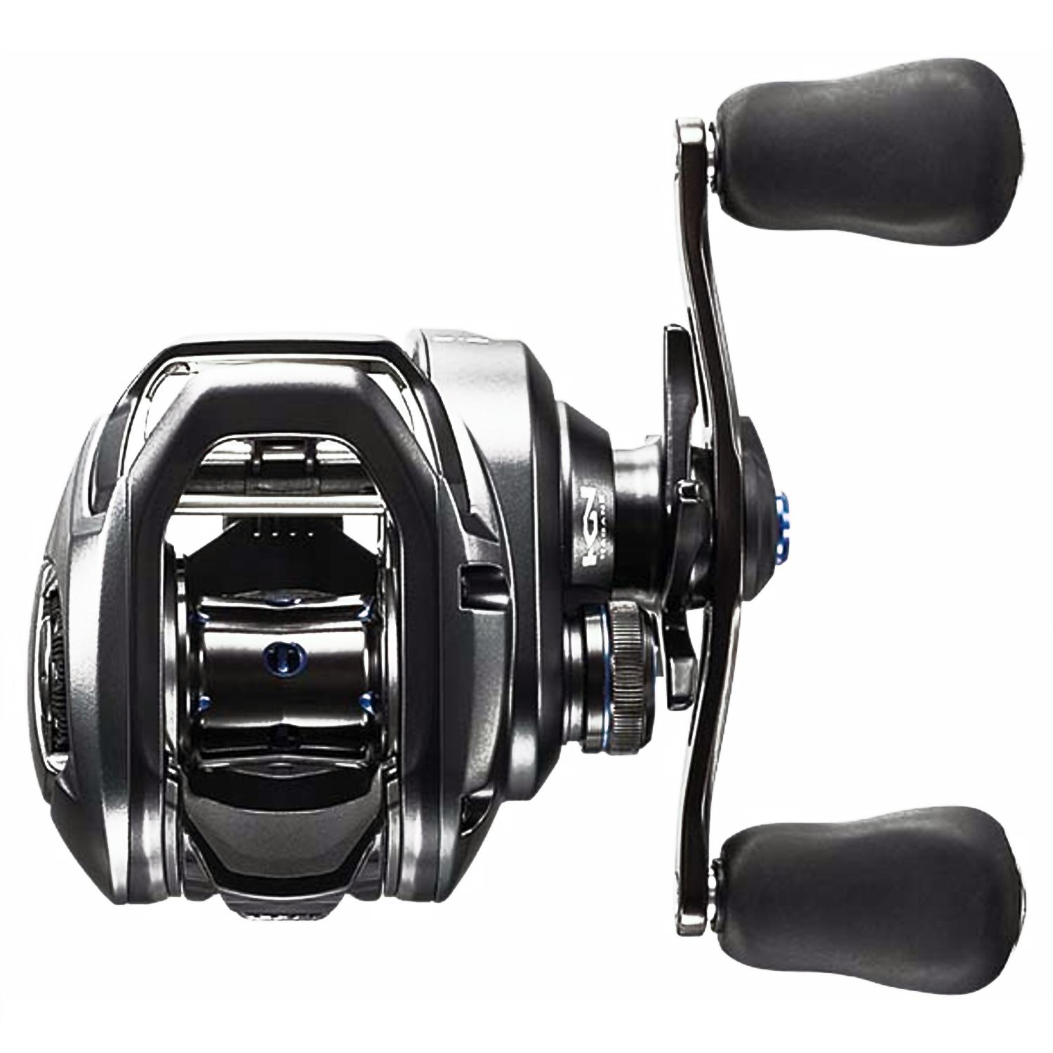 Shimano SLX MGL Low-Profile Casting Reel Top View