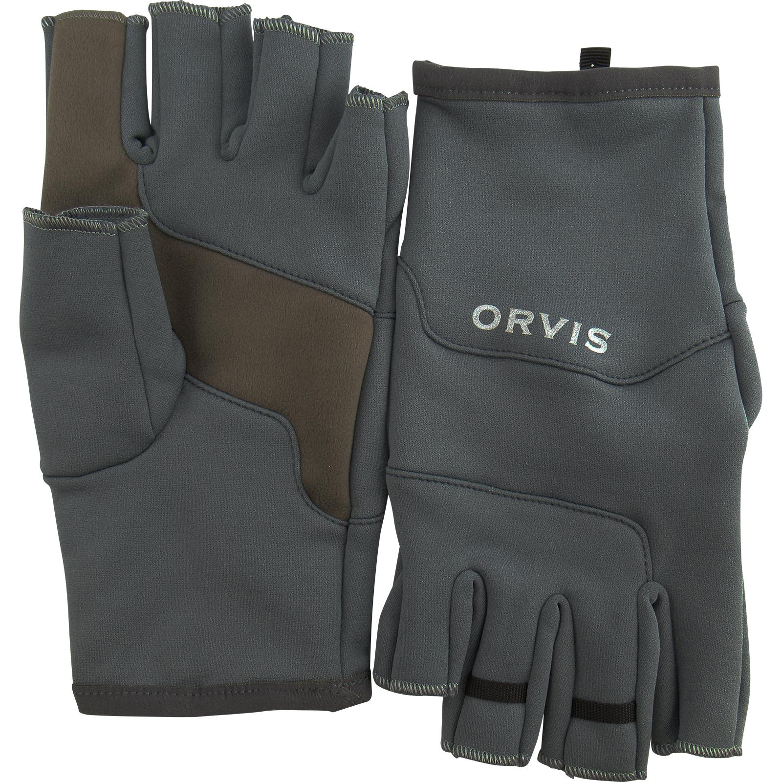 Orvis Men's Fingerless Fleece Glove