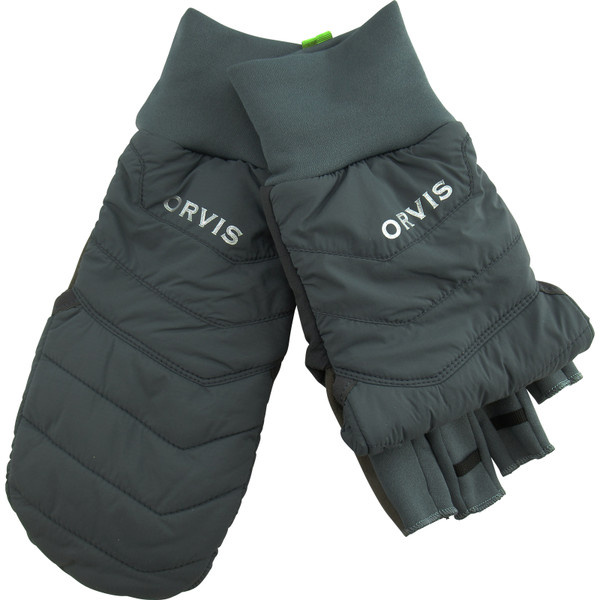 Orvis Men's PRO Insulated Convertible Mitts