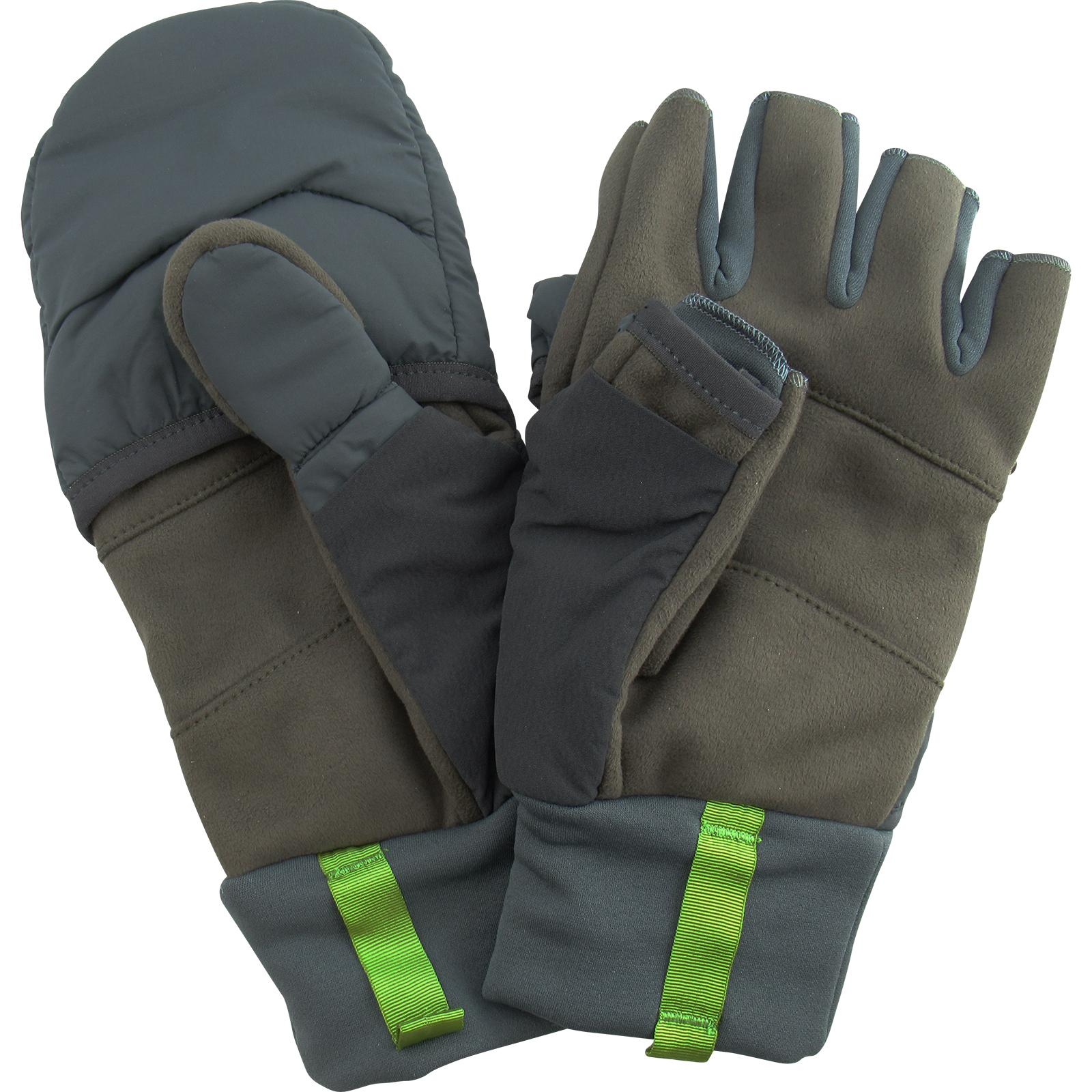 Orvis Men's PRO Insulated Convertible Mitts Palms