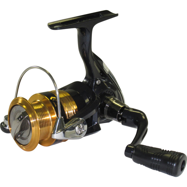 Daiwa Carbon Case Executive Pack Travel Spinning Combo Reel