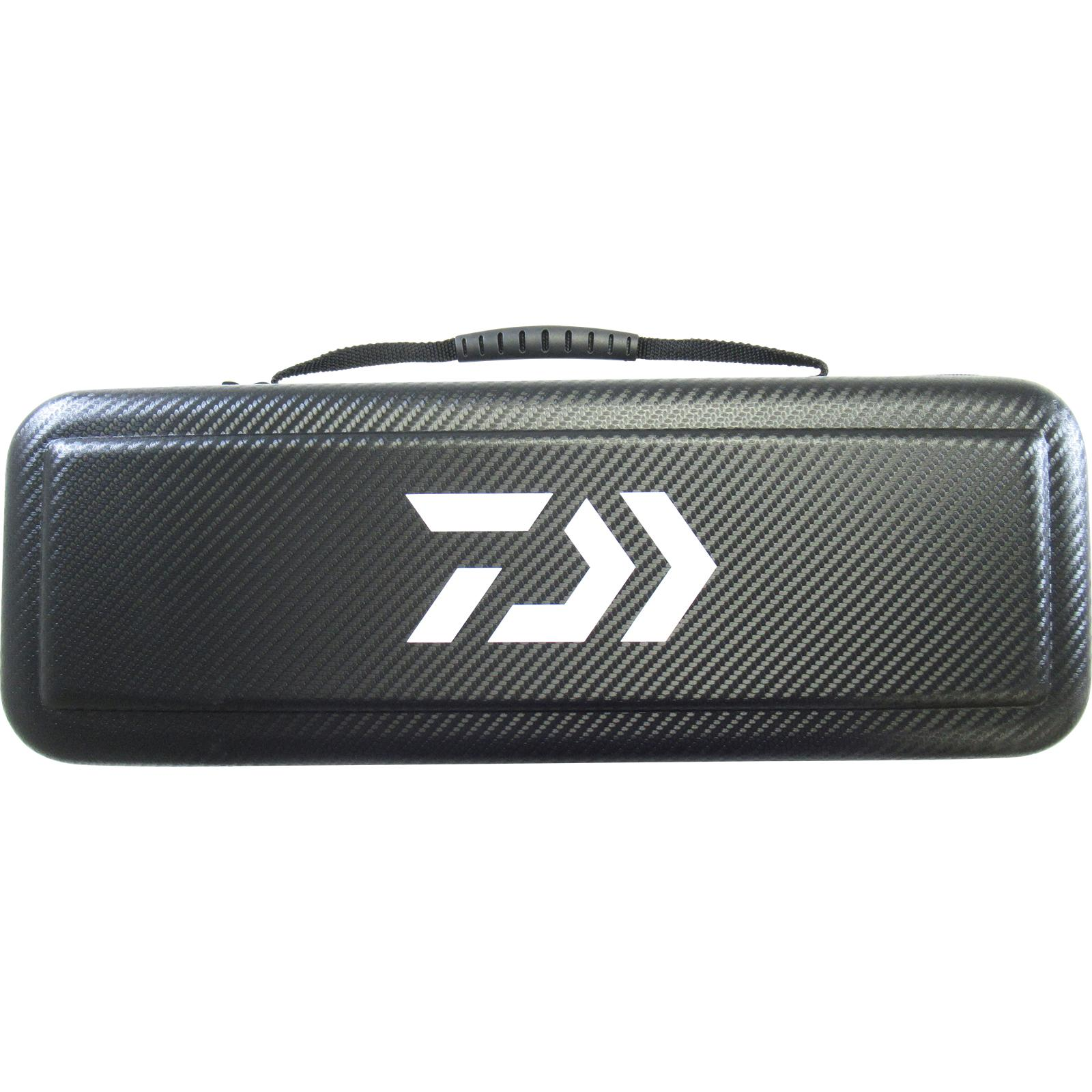 Daiwa Carbon Case Executive Pack Travel Spinning Combo Case